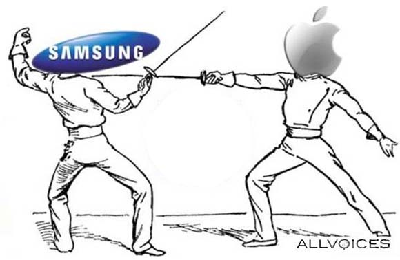 Apple Samsung Apple Samsung Love Of Working Together Appears To Be Broken