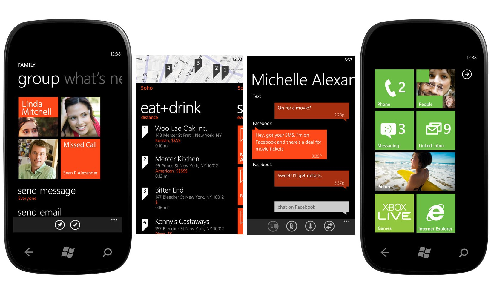 Windows Phone 7.5 Tango