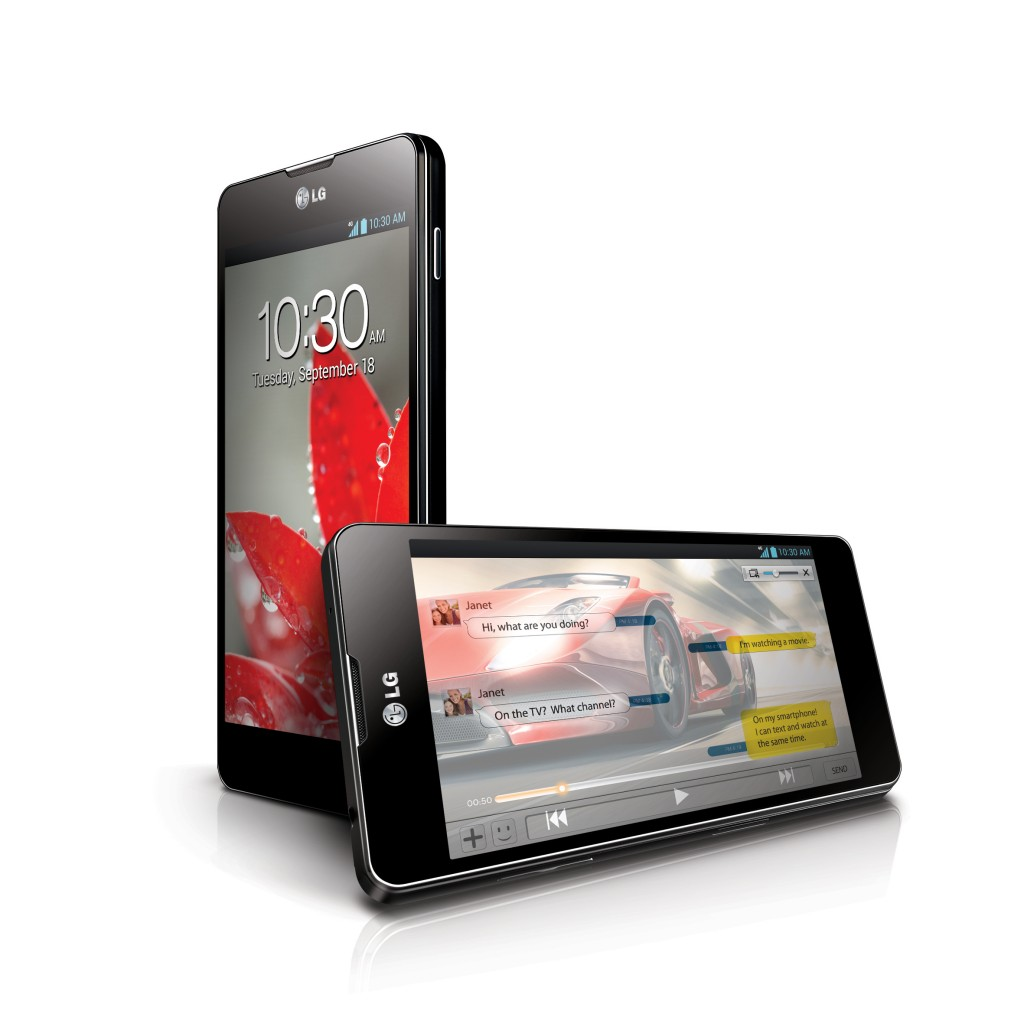 Optimus G 1024x1024 LG Announces The Optimus G In Korea, Coming To Rest Of The World From October