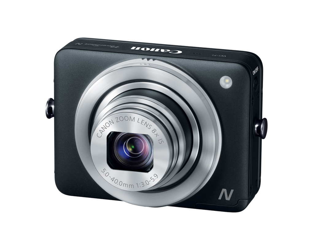 Canon Unveils The New PowerShot N Digital Camera
