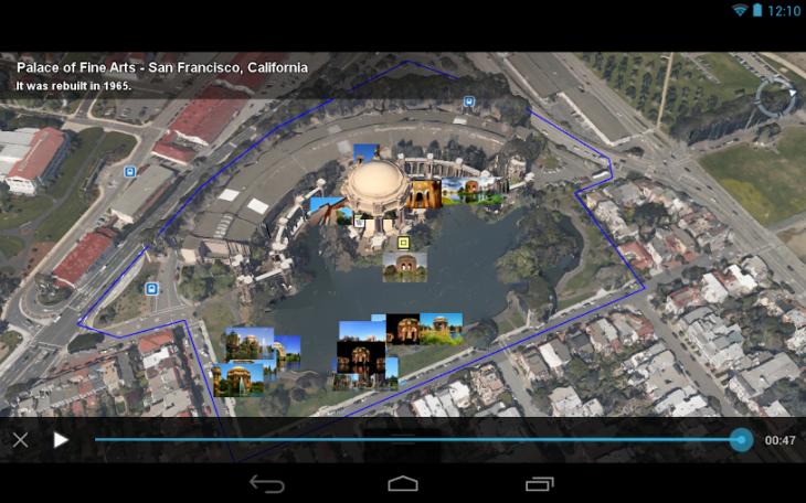 Google Earth Tour Guide
