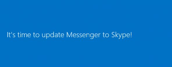 Messenger-To-Skype