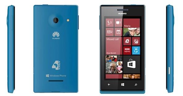 Microsoft Huawei 4Afrika Windows Phone