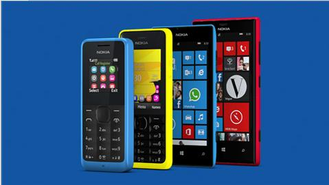 Nokia Introduces Nokia 105, Nokia 301, Lumia 520, Lumia 720