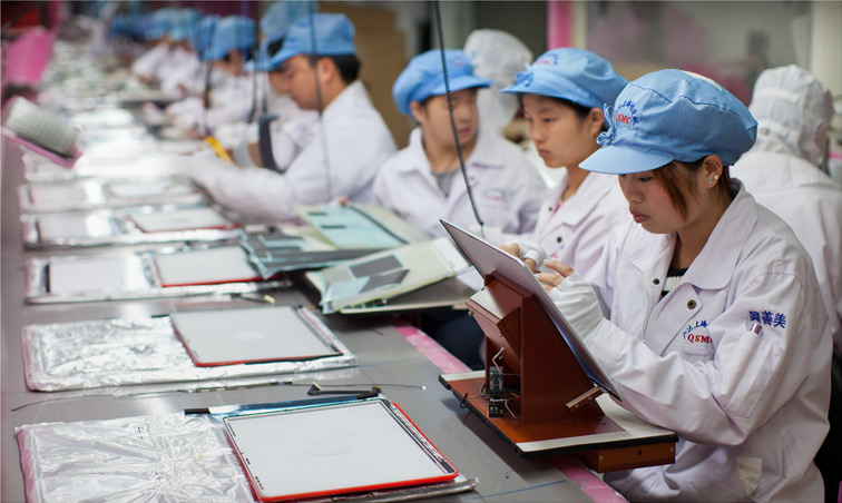 Apple-China-Labor-Force
