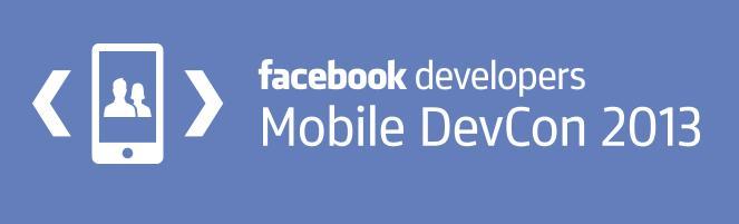 Facebook Mobile DevCon