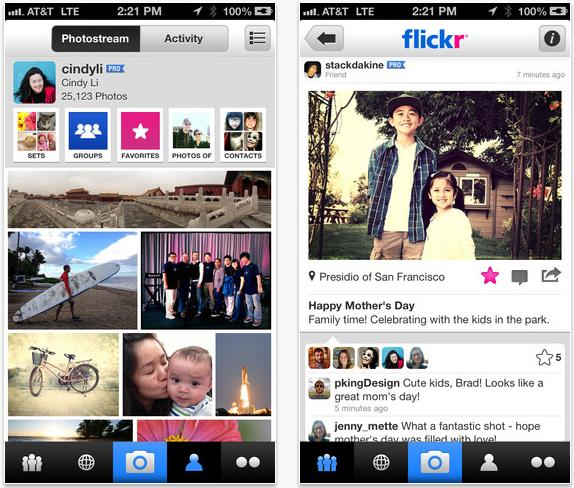 Flickr-iOS