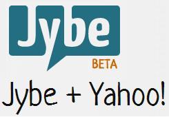 Jybe + Yahoo