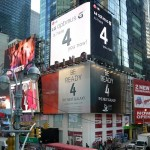 LG Optimus G 4 Billboard - 2
