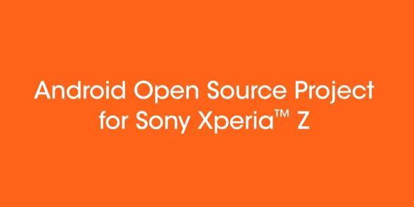 AOSP-Sony-Xperia-Z