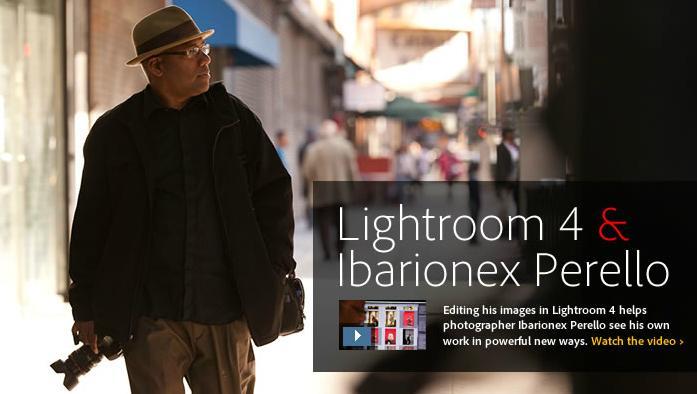 Adobe Lightroom 5
