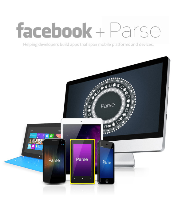 Facebook+Parse