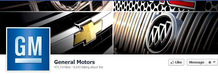 GM-Facebook-Page