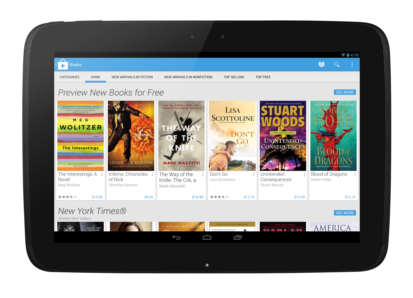 Google Updates Its Play Store On Android Phones And Tablets
