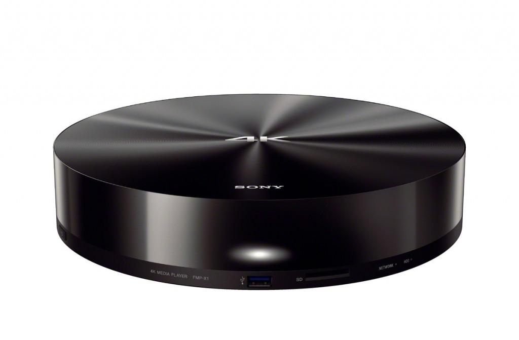 Sony-FMP-X1 4K media player