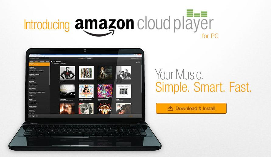 Amazon-CloudPlayer