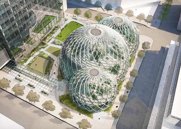 Amazon-Future-Seattle-Campus