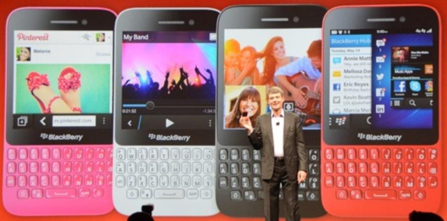 BlackBerry Q5 QWERTY Phone