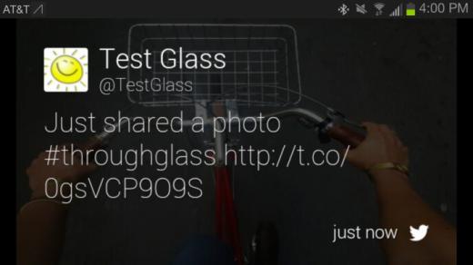 Google Glass App - 1