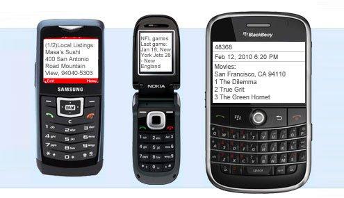 Google-SMS-Service