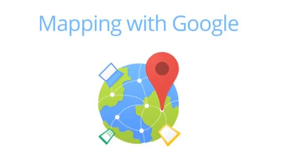 Mapping-With-Google