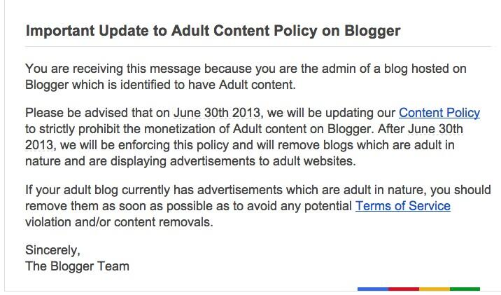 Google-Policy-For-Adult-Bloggers