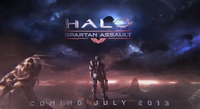 Halo Spartan Assault trailer - 8