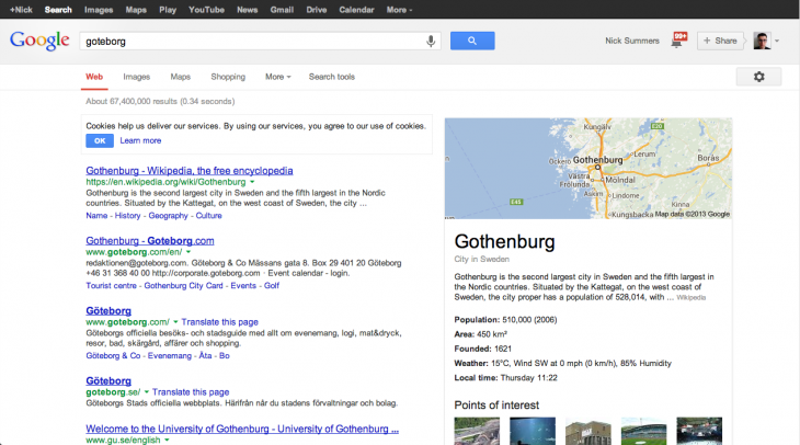 Knowledge Graph Search Tool