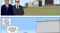 NSA Data Center (Comic)