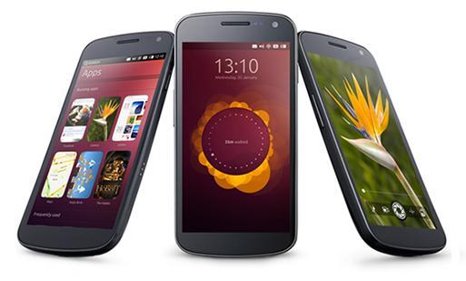 Ubuntu-Based Smartphone