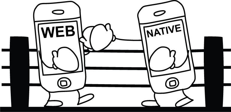 Browser vs. Native Mobile Applications