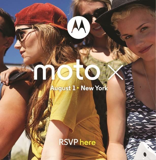 Moto X Event