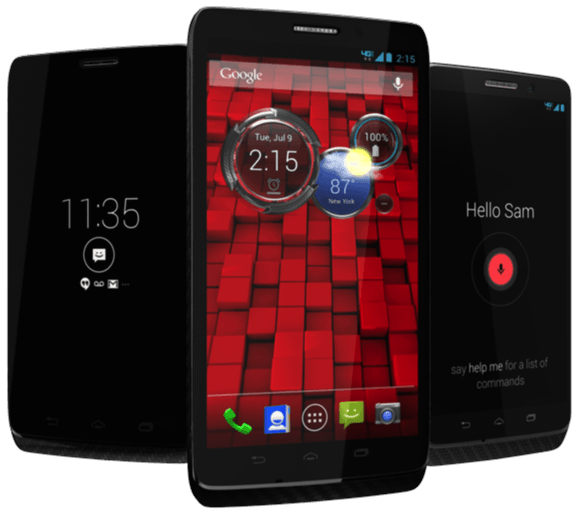 Motorola Droid New Line Up
