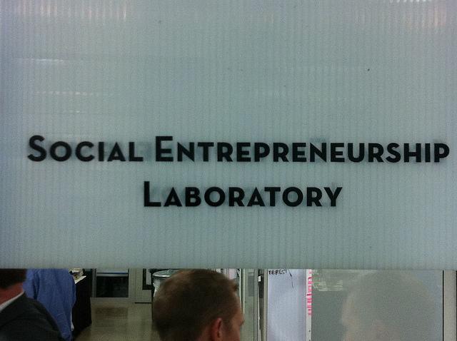 Social Entrepreneurship Laboratory