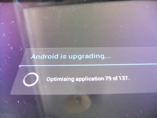 Android Upgrading