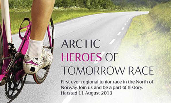 artic heros of tomorrow race 1