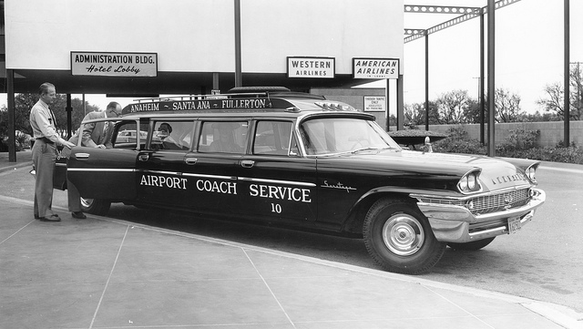 Airport Coach Service