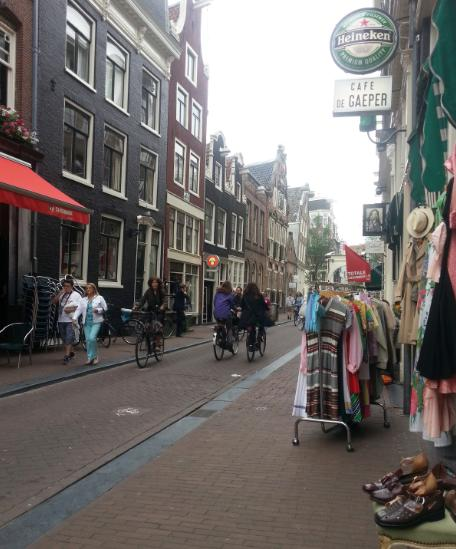 Amsterdam Shopping Trip