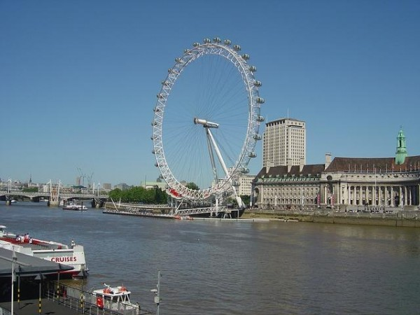 London Eye - UK