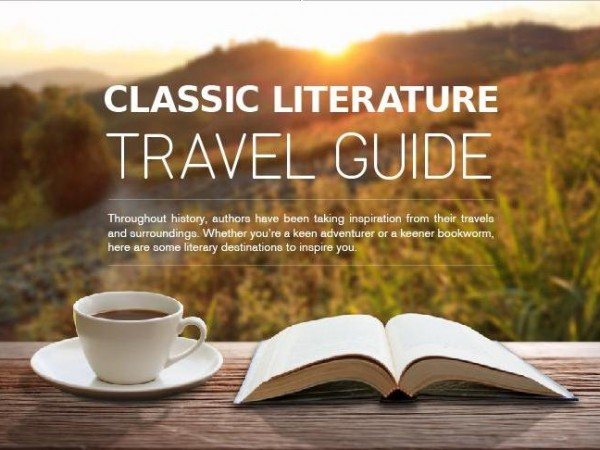 Classic Literature Travel Guide Main