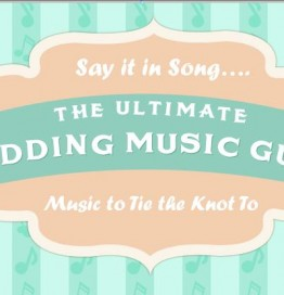 The Ultimate Wedding Music Guide Main
