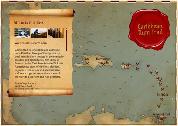 The Interactive Guide to Caribbean Rum