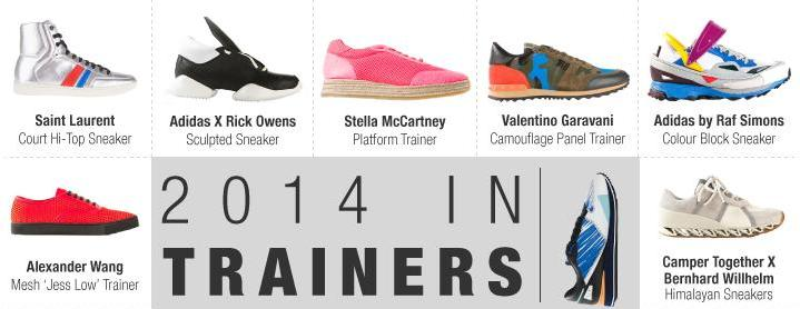 2014 in Trainers Main