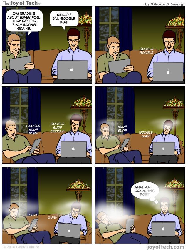 I'll Google That (Comic)