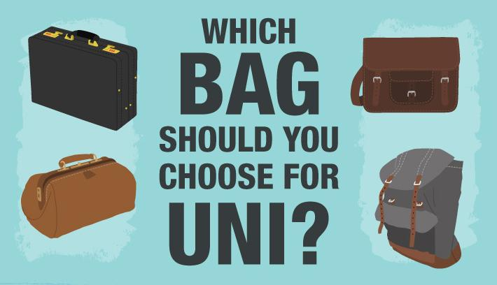 Which Bag Should You Choose For Uni Main