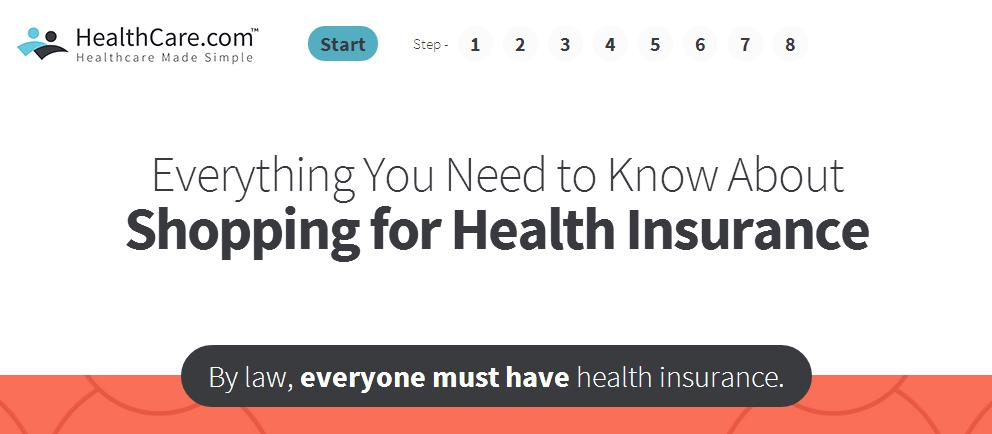How To Shop For Health Insurance Main
