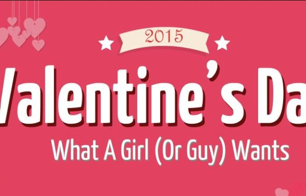 2015 Valentine's Day - What A Girl (Or Guy) Wants - Main