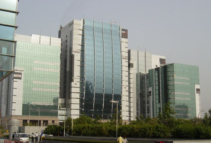 Cyber_Green_Building,_Gurgaon,_Haryana,_India