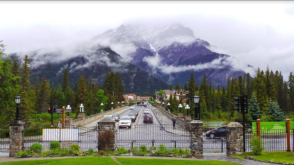 Fairmont Banff Car Rental