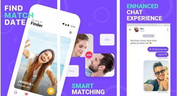 Hily dating app girl